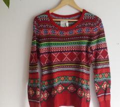 ZNIŽAN pulover H&M