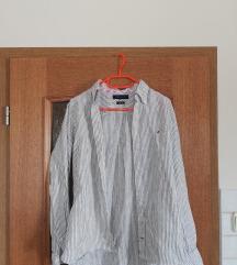 Moska lanena srajca Tommy Hilfinger