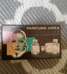 Nov paketek parfumov GRÈS colletion