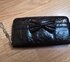 Nova črna denarnica