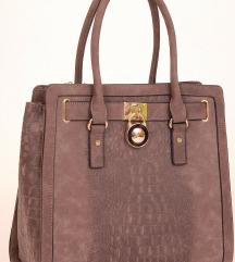 Usnjena kompaktna torbica-NOVA