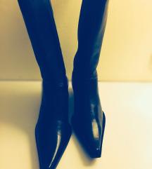 Usnjeni pol škornji