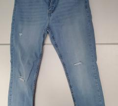 Bershka high waisted jeans nove