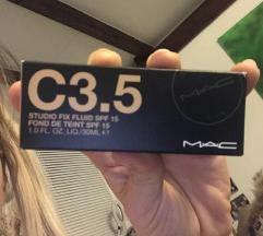 MAC studio fix fluid C3.5