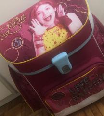 Šolska torba Soy Luna