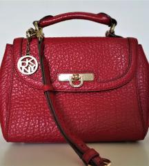 DKNY rdeča torbica