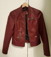 Vero moda usnjena jakna