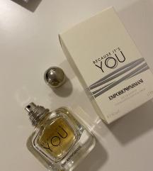 Parfum Armani Because it's YOU