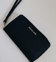 Original Michael Kors denarnica s predalom za tel.