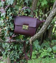 Bordo torbica za čez ramo