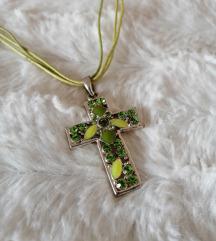 Verižica križ (nova)