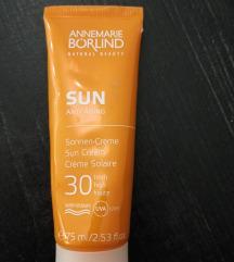 Sončna krema za telo