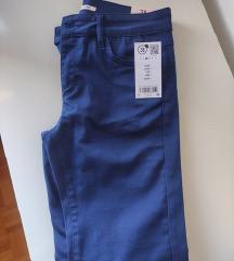 Orsay push up modre hlače /NOVE (MPC 36eur)