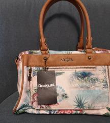 Ženska torba torbica Desigual nova