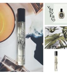 DIPTYQUE:Vetyverio parfum 7.5ml + 📦