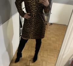 Leopard obleka - unikat