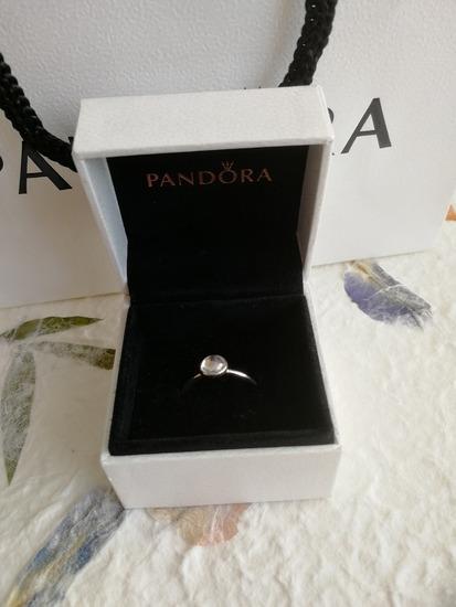 Pandora Poetic Droplet prstan