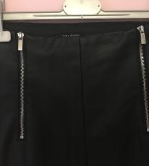Zara leather - imitacija usnja legice XS