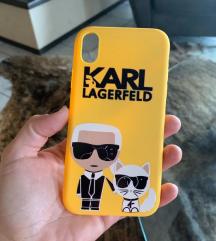 Karl Lagerfeld ovitek iphone 7/8 NOV