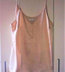 Rosegold majica brezrokavov