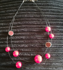 Ogrlica  - rdeča