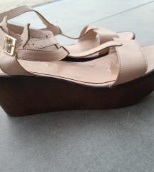 Sandale usnje 39