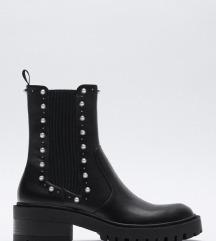 Zara skornji boots 36 novi