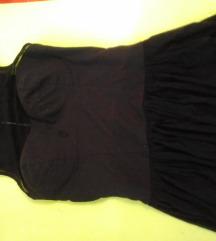 Seksi črna oblekca