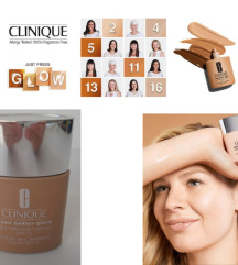 Clinique even better glow tekoci puder