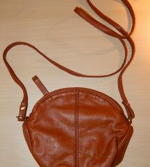 Majhna rjava torbica