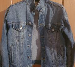 Oversized jeans jakna