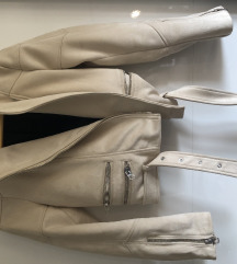 Zara leder jakna