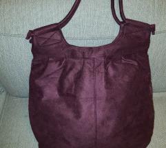 Vijolična torbica