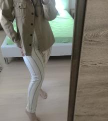 Jeans vrhnja srajca  S/M