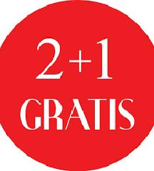 2+1 GRATIS