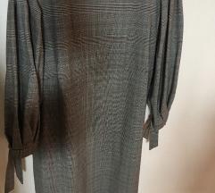 H&M modern classis karirasta obleka