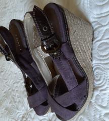 Sandali rjavi
