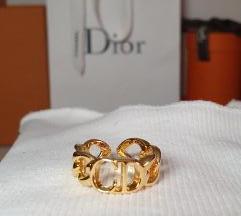 Christian Dior prstan
