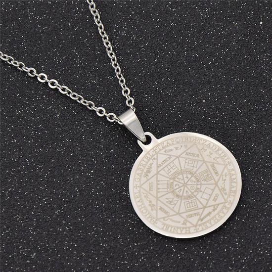 Amulet- Solomonov zaščitni znak sedmih nadangelov