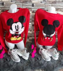 Rdeč pulover MIKI