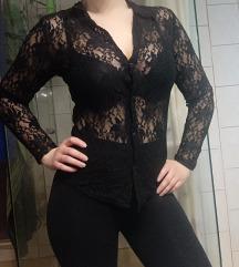 Čipkasta bluza