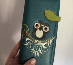 Ročno izdelana denarnica