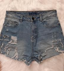 Just Cavalli kratke hlače visok pas M