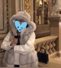 Krznen plasc - polarna lisica - mpc 620 evrov