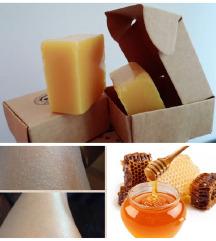 Medeni vosek za nego kože (ročno narejeno)