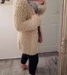TEDDY plašč - faux fur