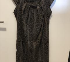 Animal print obleka