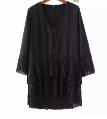 Zara črna bluza