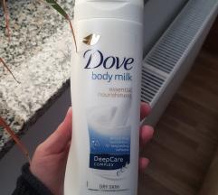 Dove body milk - NOV!