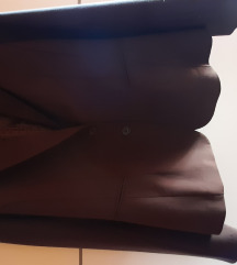 H&M rjav suknjič